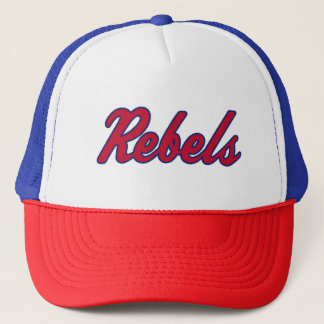 Vestavia Hills Rebels Trucker Hat