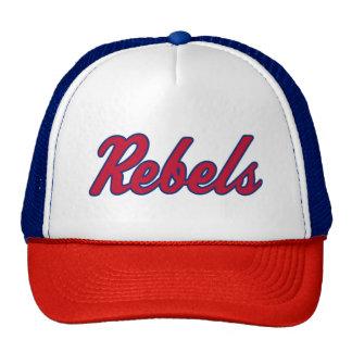 Vestavia Hills Rebels Trucker Hat