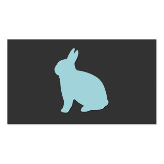 Vet / Animal Lover / Bunny / Rabbit Pack Of Standard Business Cards