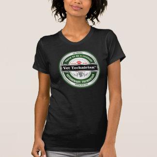 Vet Tech Friday night design T-Shirt