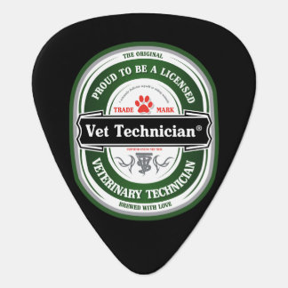 vet tech guitar pick