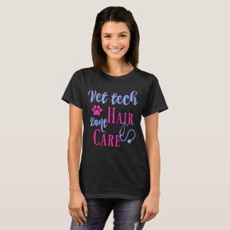 Vet Tech Hair T-Shirt