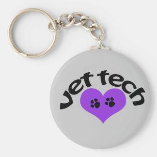 vet tech key chain