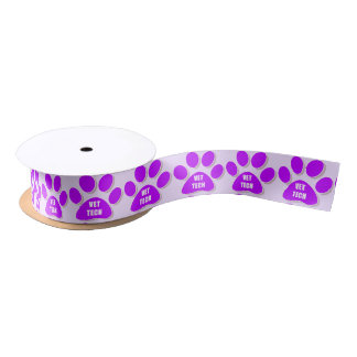 VET TECH RIBBON SATIN RIBBON