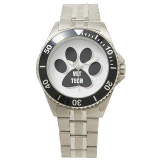 vet tech watch