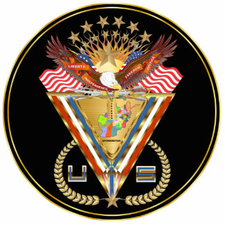 Veteran Afghanistan View about Design Cut Out