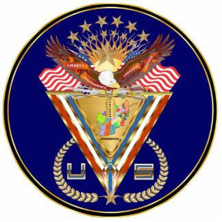Veteran Afghanistan View about Design Photo Cut Outs