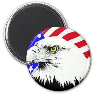 Veteran Gifts 6 Cm Round Magnet