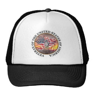 Veteran Trucker Hats