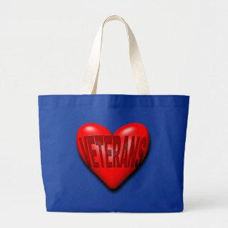 Veteran in Your Heart Bag