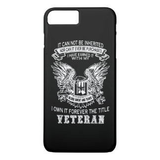 Veteran iPhone 8 Plus/7 Plus Case