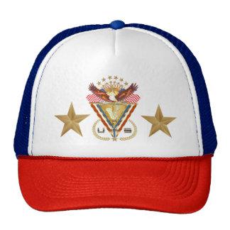Veteran Iraq 1 Cap