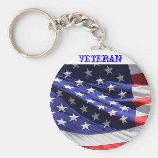 veteran key chain