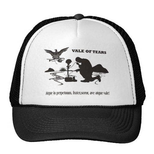 Veteran Memorial Day Vale of Tears Hat