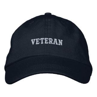 Veteran Military Vet Baseball Cap