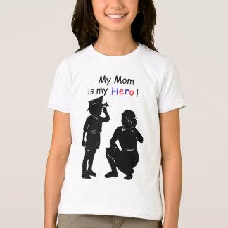 Veteran Mom Hero Shirt