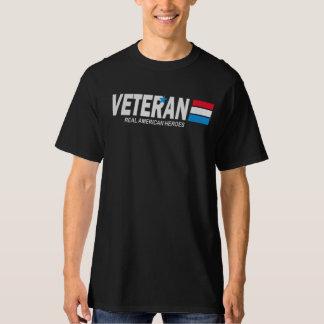 veteran - real american heroes T-Shirt