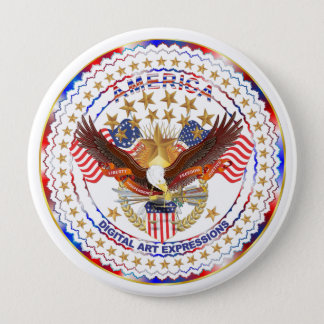 Veteran See it in Action View About Design Below 10 Cm Round Badge