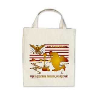 Veteran Vale of Tears Remembrance Bag
