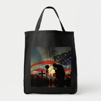 Veteran Vale of Tears Remembrance Tote Bag