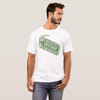 Veterans before Refugees T-Shirt