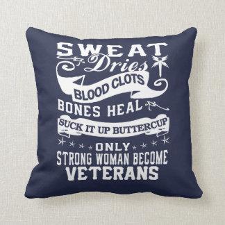 Veterans Cushion