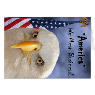 """Veterans Day"" Card"