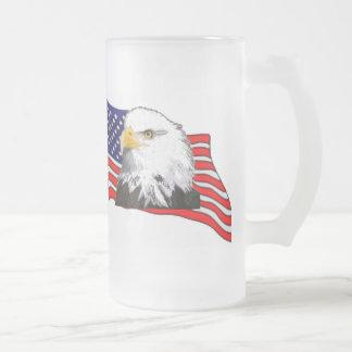 Veterans Day Glass Mug