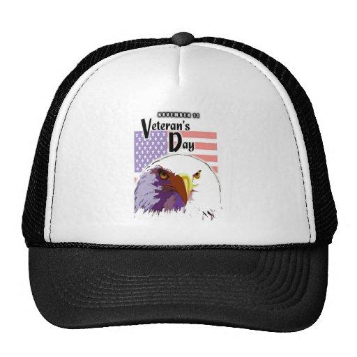 Veteran's Day Hats