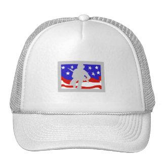Veteran's Day/Memorial Day Mesh Hat