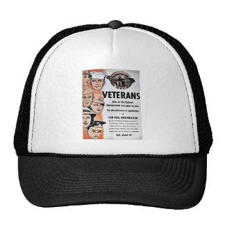 Veterans Trucker Hats