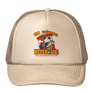 Veterans Mesh Hats