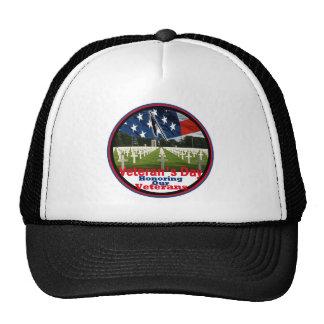 Veterans Hats