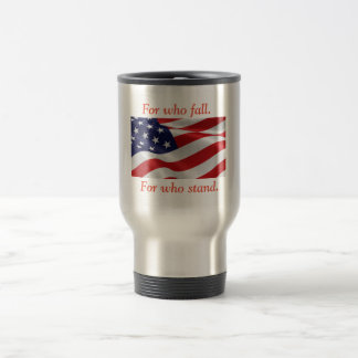 Veteran's Honor Travel Mug