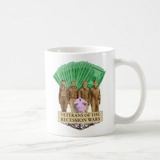 Veterans of the Recession Wars mug