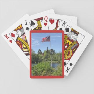 Veteran's Park in Crystal Falls, MI Cards