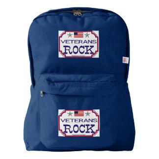 Veterans Rock Backpack
