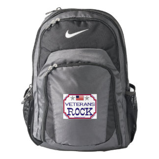 Veterans Rock Backpack