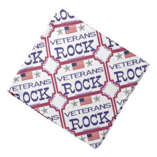 Veterans Rock Bandana