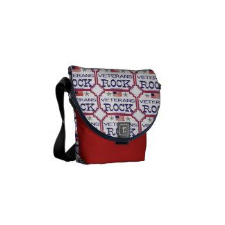 Veterans Rock Commuter Bags