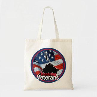 Veterans Budget Tote Bag