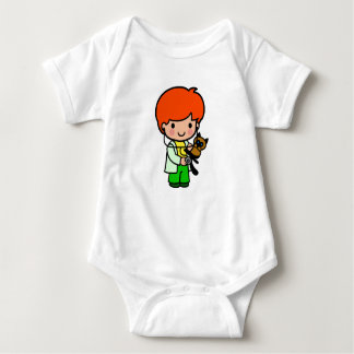 Veterinarian Boy Baby Bodysuit