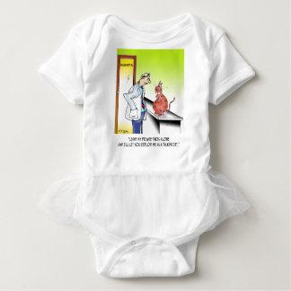 Veterinarian Cartoon 9480 Baby Bodysuit