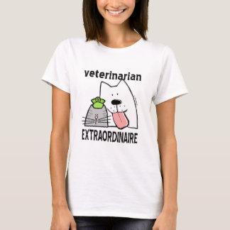Veterinarian Extraordinaire T-Shirt