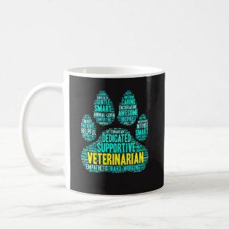 Veterinarian Mug - Cool Gift for Vet Tech, Medical