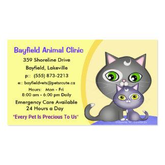 Veterinarian / Pet Care Business Cards