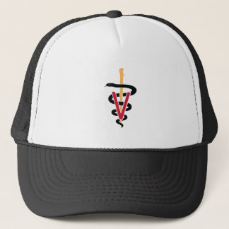 Veterinarian's Caduceus Hat