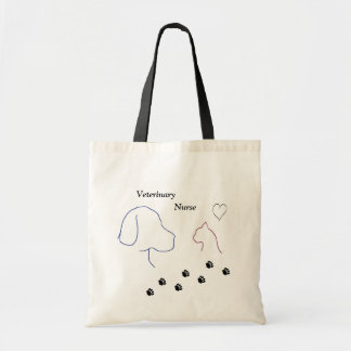 Veterinary Nurse Tote Bag