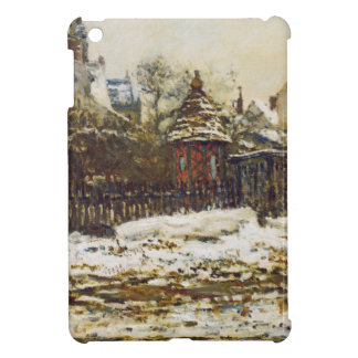 Vetheuil, The Church in Winter by Claude Monet Case For The iPad Mini