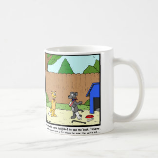 Vet's Bill Coffee Mug